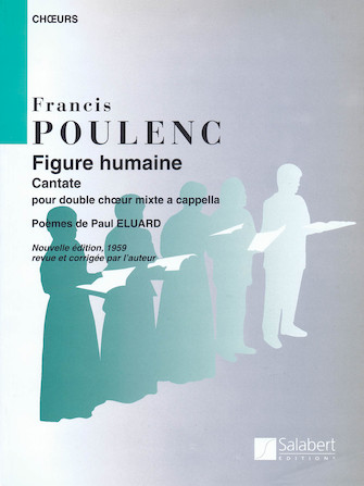 Product Cover for Figure Humaine (The Face of Man)