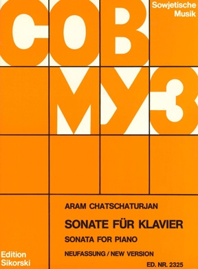 Product Cover for Sonata (1961)