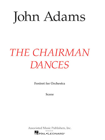 Product Cover for The Chairman Dances