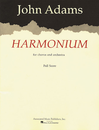 Product Cover for Harmonium