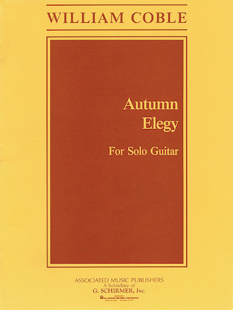 Product Cover for Autumn Elegy