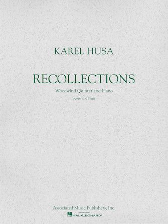 Product Cover for Recollections