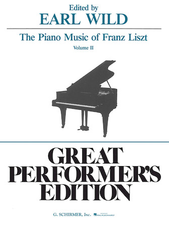 Product Cover for Piano Music of Franz Liszt – Volume 2