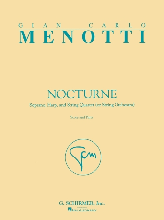 Product Cover for Nocturne Op. 54, No. 4