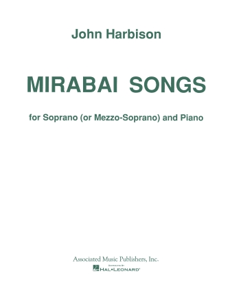 Product Cover for Mirabai Songs