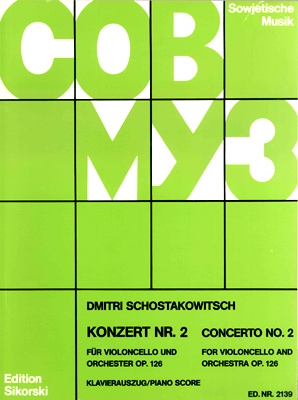 Product Cover for Concerto No. 2, Op. 126