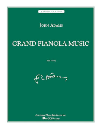 Product Cover for Grand Pianola Music