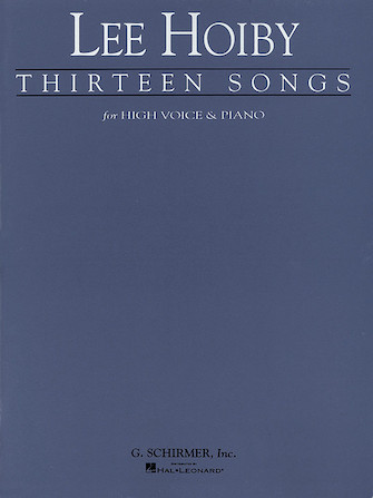 Product Cover for Thirteen Songs