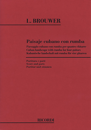 Product Cover for Cuban Landscape with Rumba