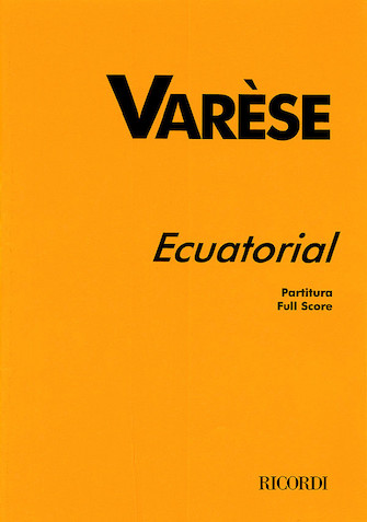 Product Cover for Ecuatorial