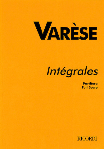 Product Cover for Intégrales