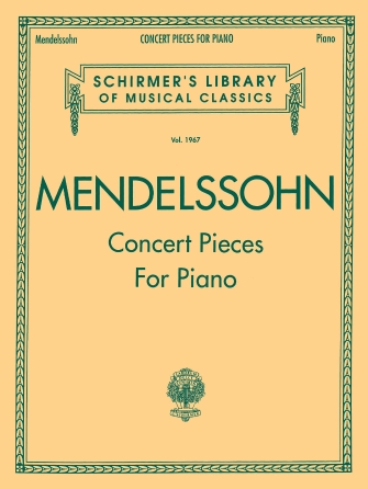 Product Cover for Concert Pieces for Piano