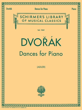 Product Cover for Dances for Piano