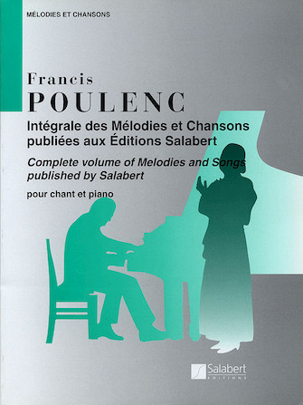 Product Cover for Mélodies et Chansons