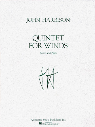 Product Cover for Quintet for Winds