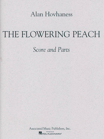 Product Cover for The Flowering Peach