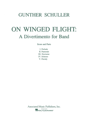 Product Cover for On Winged Flight