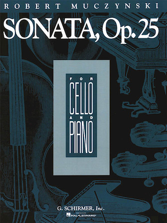 Product Cover for Sonata, Op. 25