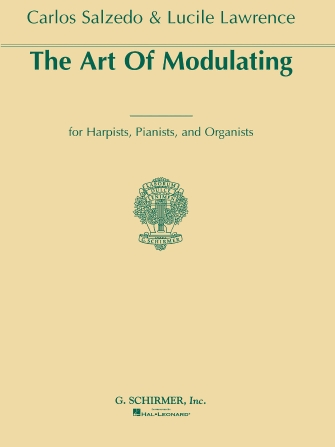 Product Cover for Art Of Modulating For Harpists, Pianists And Organists