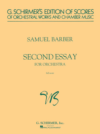 Product Cover for Second Essay for Orchestra