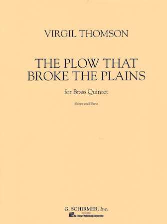 Product Cover for The Plow that Broke the Plains