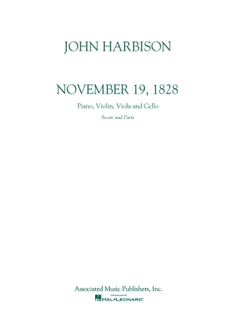 Product Cover for November 19, 1828