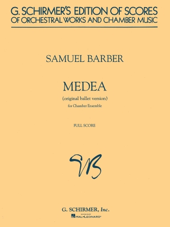 Product Cover for Medea – Chamber Orchestra
