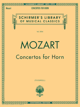 Product Cover for Concertos for Horn