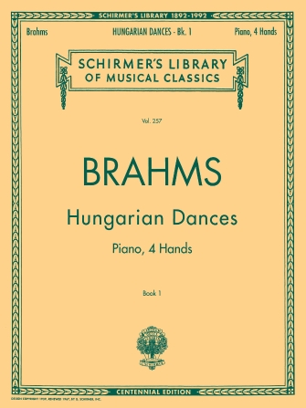 Product Cover for Hungarian Dances – Book I