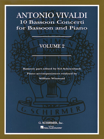Product Cover for 10 Bassoon Concerti, Vol. 2