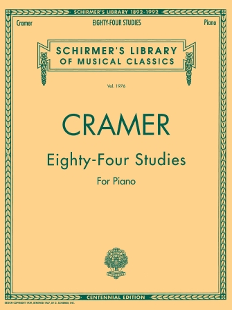 Product Cover for 84 Studies for Piano (Bks. I-IV – Complete)
