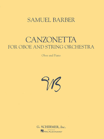 Product Cover for Canzonetta