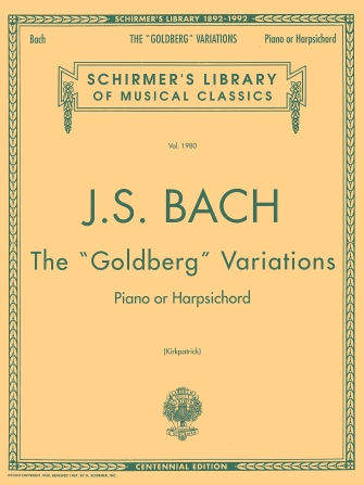 Product Cover for Bach: Goldberg Variations