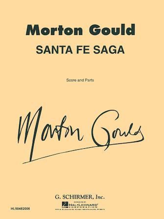 Product Cover for Santa Fe Saga