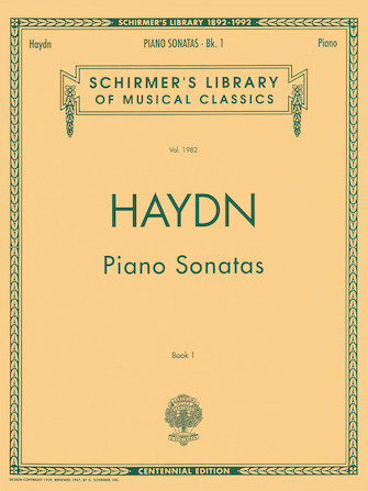 Product Cover for Piano Sonatas – Book 1