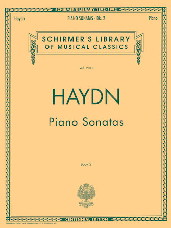 Product Cover for Piano Sonatas – Book 2