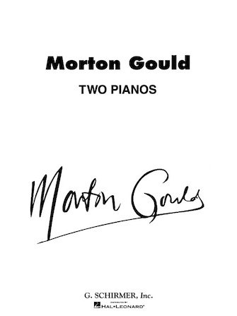 Product Cover for Two Pianos
