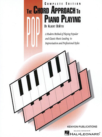 Product Cover for Chord Approach to Pop Piano Playing (Complete)
