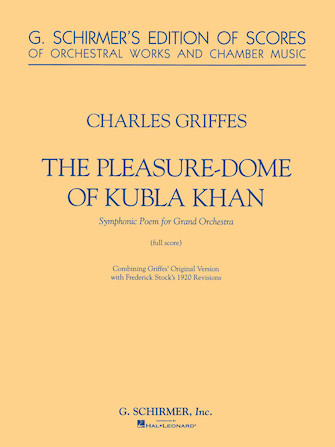 Product Cover for The Pleasure Dome of Kubla Khan