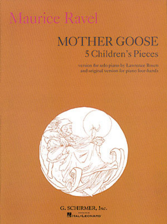 Product Cover for Mother Goose Suite (Five Children's Pieces)