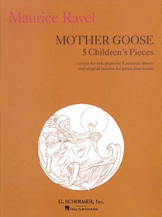 Mother Goose Suite (<i>Five Children's Pieces</i>)
