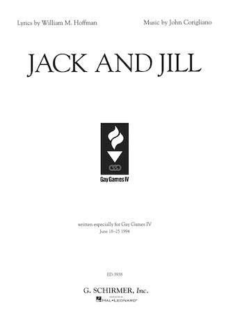 Product Cover for Jack and Jill