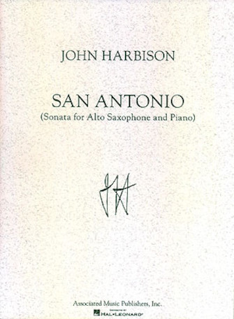 Product Cover for San Antonio Sonata