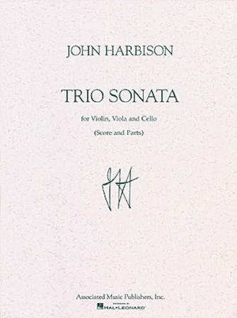 Product Cover for Trio Sonata