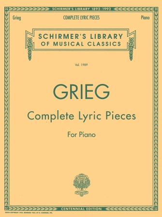 Product Cover for Complete Lyric Pieces (Centennial Edition)