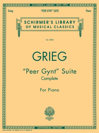 """Product Cover for """"Peer Gynt"""" Suite (Complete)"""