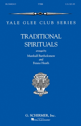Product Cover for Traditional Spirituals