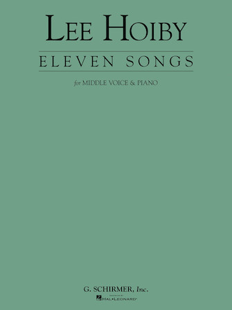 Product Cover for 11 Songs for Middle Voice & Piano