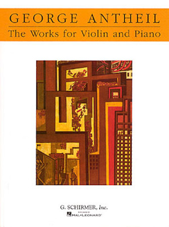 Product Cover for Works for Violin and Piano