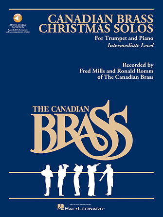 Product Cover for The Canadian Brass Christmas Solos